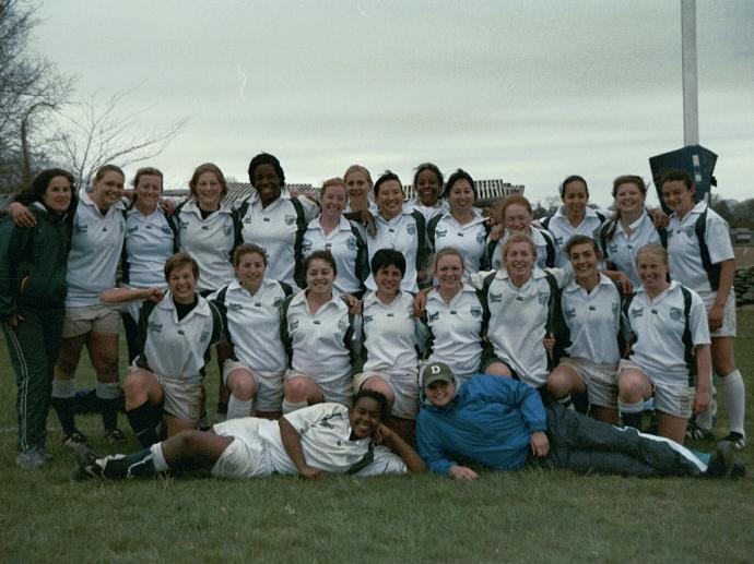 2007 Dartmouth Women