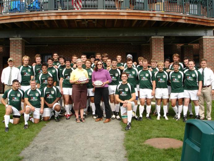 2007 Dartmouth Men