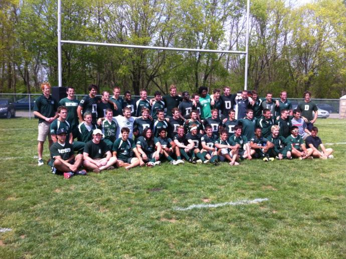 Dartmouth wins Ivy Rugby Wildcard