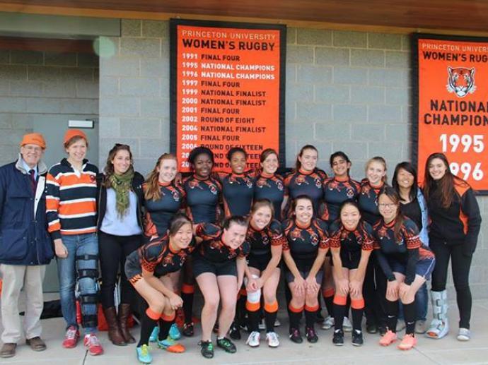 Princeton Women 7s
