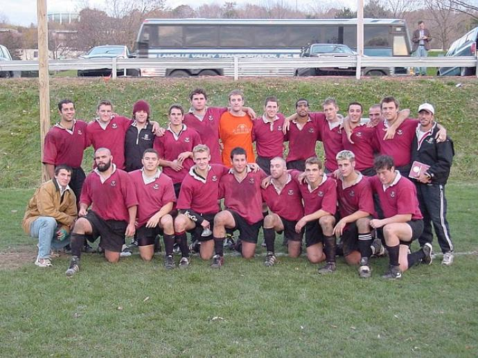Harvard Rugby Fall 2002