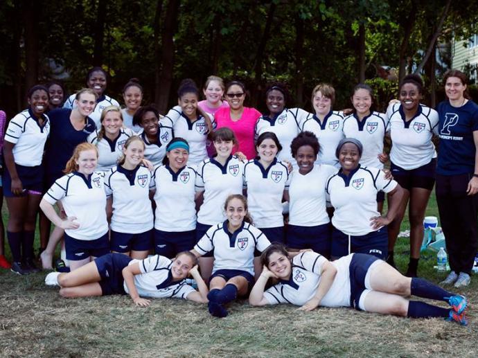 Penn Women September 2013