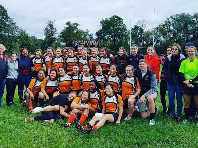Women defeat University of Pennsylvania