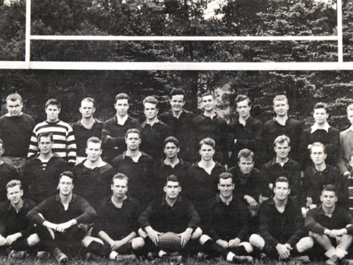 1939 Princeton Rugby