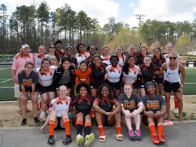 Princeton Women Spring Tour 2017