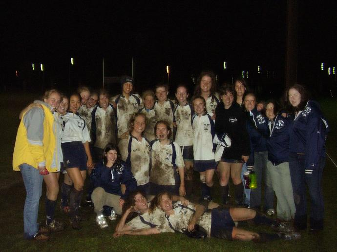 2007 Yale Women's Rugby