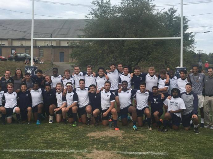 Yale opens new field Fall 2017