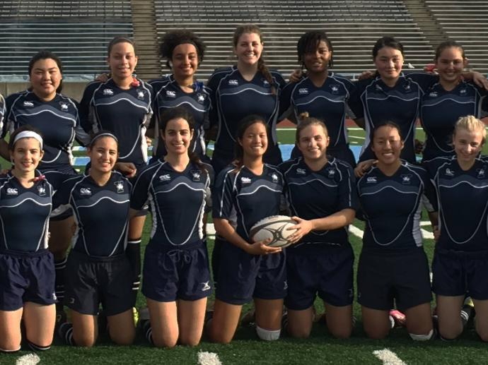 Yale Women in the Yale Bowl Feb 2017